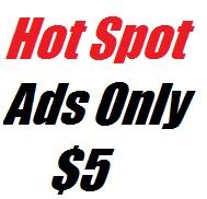 Tall Hot Spot Ad