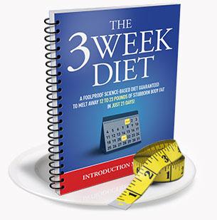 3 week diet introduction-manual