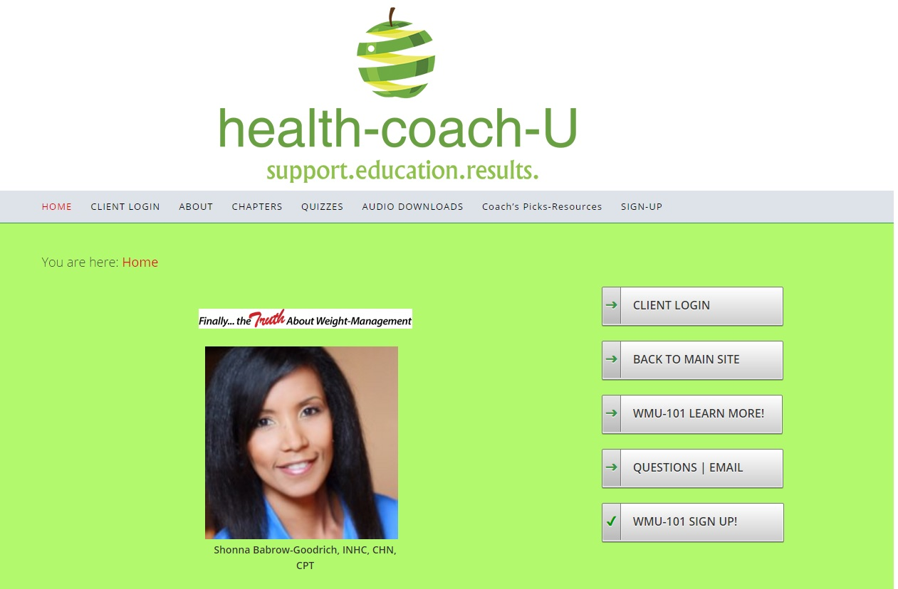 Take The Weight Loss Challenge With 12 Week Weight Management