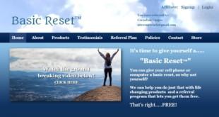 basic reset
