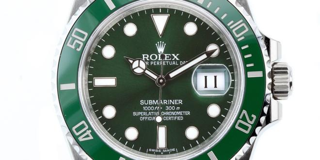 rolex116610lv