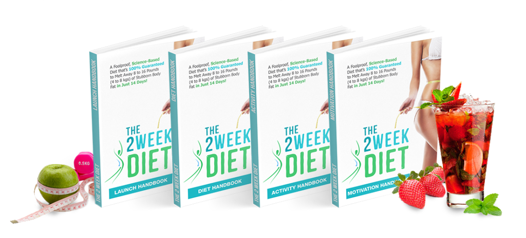 """The 2 Week Diet in 3 Easy Phases"""