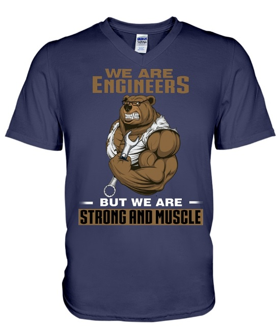 Engineers – We are Engineers / Strong and Muscle